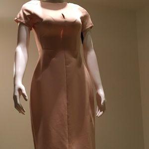 New ZARA soft pink new dress